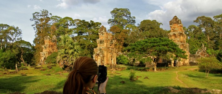 from Angkor with love ;)