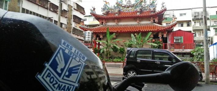 Na tajwańskiej kanapie – opowieść o CS i przysłowiowej polskiej gościnności