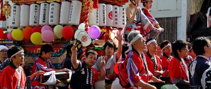 Hokkaido się bawi, czyli letnie festiwale wyspiarzy